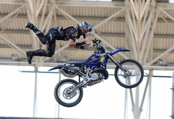 Finał Freestyle Motocross Skillz Up